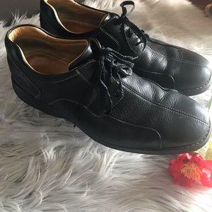 Johnston & Murphy leather Oxford shoe  sz 10.5